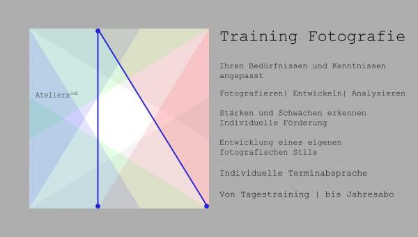 Training-Fotografie